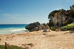 Morze krajobraz Obrazy Royalty Free
