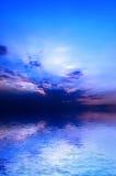 morze krajobrazu obrazy stock