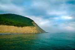 morze krajobrazu Obrazy Royalty Free