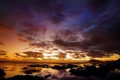 morze krajobrazu Obraz Royalty Free