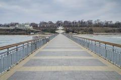 Morze most 1 Zdjęcie Royalty Free