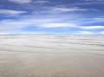 Morze nieba błękit Tajlandia Obrazy Stock
