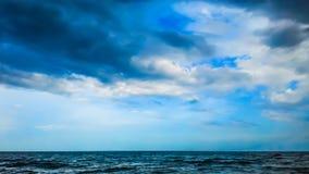 Morze Niebo Obraz Royalty Free
