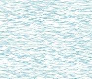 Morze, ocean, bezszwowy Obraz Stock