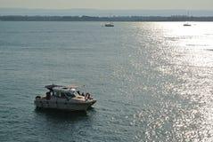 Morze - (Ortigia Syracuse/) Zdjęcie Royalty Free