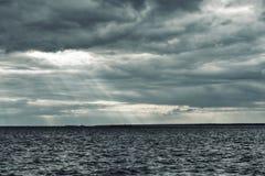 morze północne Obrazy Stock
