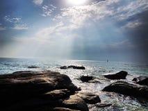 Morze piękny Obraz Stock