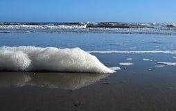 Morze piana obrazy stock