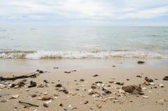 Morze plaża 1 Obraz Stock
