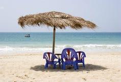Morze plaża Zdjęcie Royalty Free
