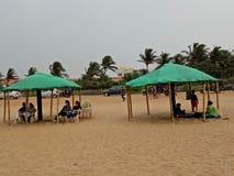 Morze Plażowy Puri Obraz Stock