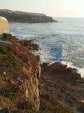 Morze Portugal Zdjęcia Royalty Free