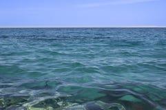 Morze powierzchnia 3 obrazy royalty free