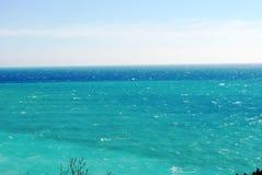 Morze powierzchnia Obrazy Royalty Free
