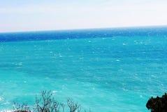 Morze powierzchnia Zdjęcia Stock
