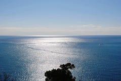Morze powierzchnia Fotografia Stock