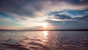 Morze powierzchnia z czochrami i fala zbiory