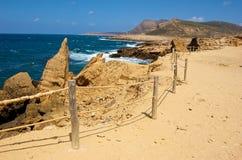 morze przeglądać Zdjęcie Royalty Free