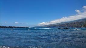 Morze przy Tenerife Zdjęcie Royalty Free