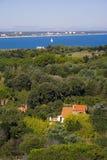 morze śródziemne Obrazy Stock