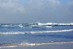 morze śródziemnomorskie Fotografia Royalty Free