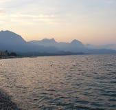 Morze Śródziemnomorskie Antalya Kemer Obraz Stock