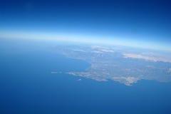 Morze Śródziemnomorskie, Turcja. zdjęcie royalty free