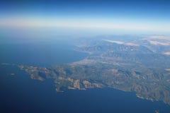 Morze Śródziemnomorskie, Turcja. fotografia royalty free