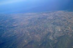 Morze Śródziemnomorskie, Turcja. obraz stock