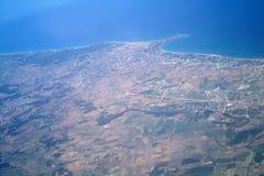 Morze Śródziemnomorskie, Turcja. obrazy stock