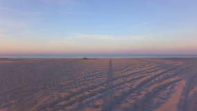 Morze, ranek zdjęcie wideo