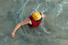 morze ratunkowy Obraz Royalty Free