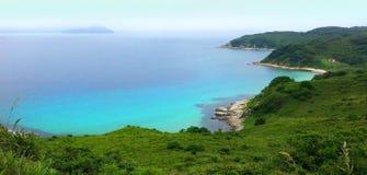 Morze skały Zdjęcia Royalty Free