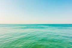 Morze Spokojny ocean Fotografia Stock