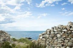 morze stonewall Obraz Royalty Free