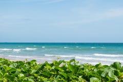 morze w rayong, Thailand Zdjęcia Royalty Free