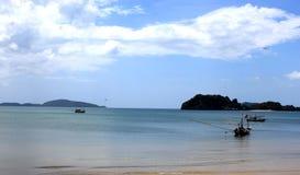Morze w Thailand Zdjęcia Stock