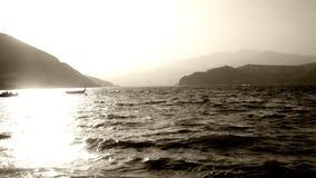 Morze wspominki Zdjęcie Royalty Free