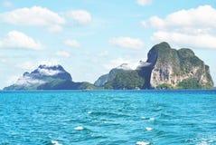 Morze wspominki Obraz Royalty Free