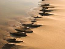 morze wysyła Fotografia Stock