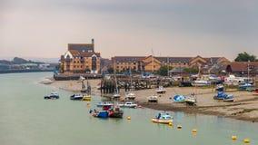 morze, Zachodni Sussex, UK obrazy royalty free