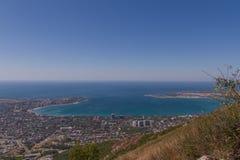 Morze zatoka Zdjęcie Royalty Free