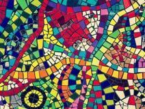 mosaïque Photographie stock libre de droits