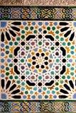 mosaïque andalouse Photographie stock