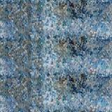 Mosaïque bleue et grise Photographie stock