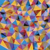 Mosaïque colorée BackgroundÂŒ illustration stock