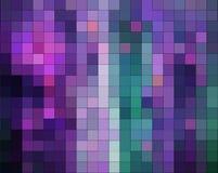 Mosaïque dans des tons lilas photo libre de droits