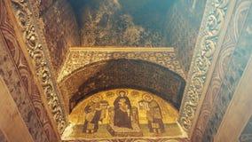 Mosaïque de Hagia Sofia Photo libre de droits