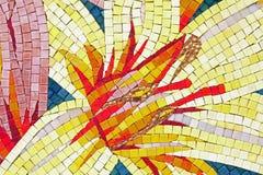 Mosaïque de maïs Photos libres de droits