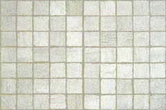 Mosaïque de marbre Photos libres de droits